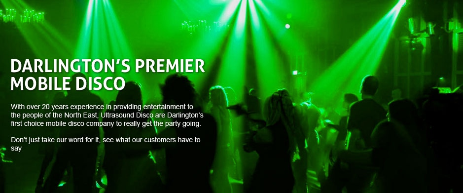 Darlington's Premier Mobile DJ