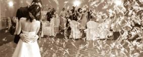White Wedding Disco