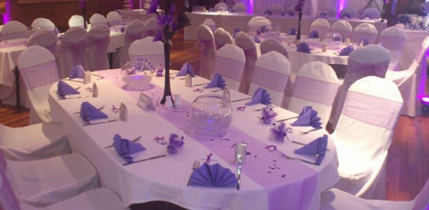 Chair Covers & Sashes